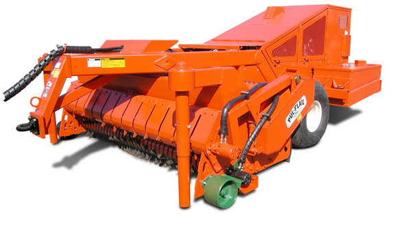 Engine Drive Shredder-- Rear's Manufacturing