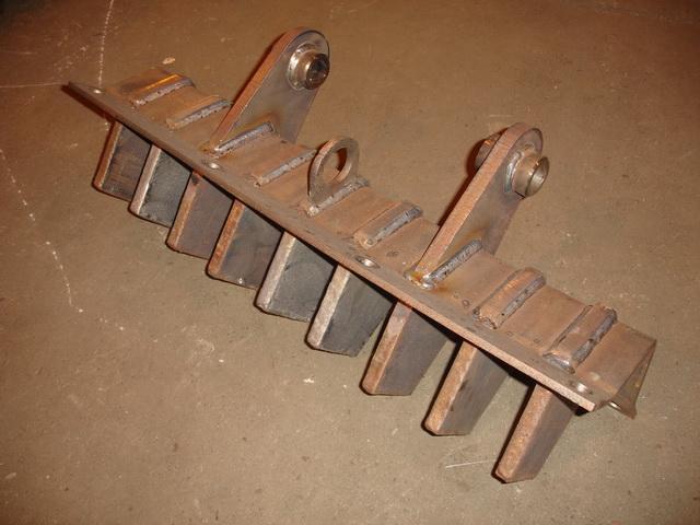 Power Shredder -- Rear's Manufacturing